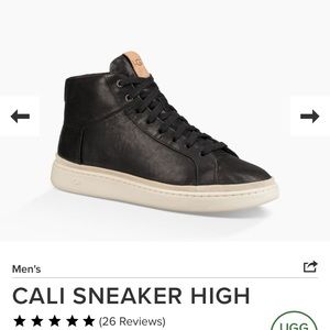 UGG Cali sneakers brand new never worn size 9